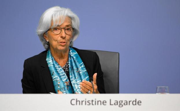 Lagarde alerta a la UE de que los costes de la crisis se dispararán si dilata su 'plan Marshall'