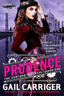 Prudence Cover & The Fashion To Go With It