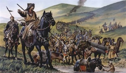 «Αυξημένες βροχοπτώσεις» έσωσαν την Ευρώπη από τους Μογγόλους