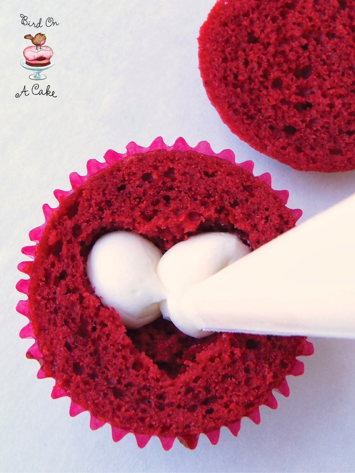 Cookie Cutter Heart Shaped Cakes