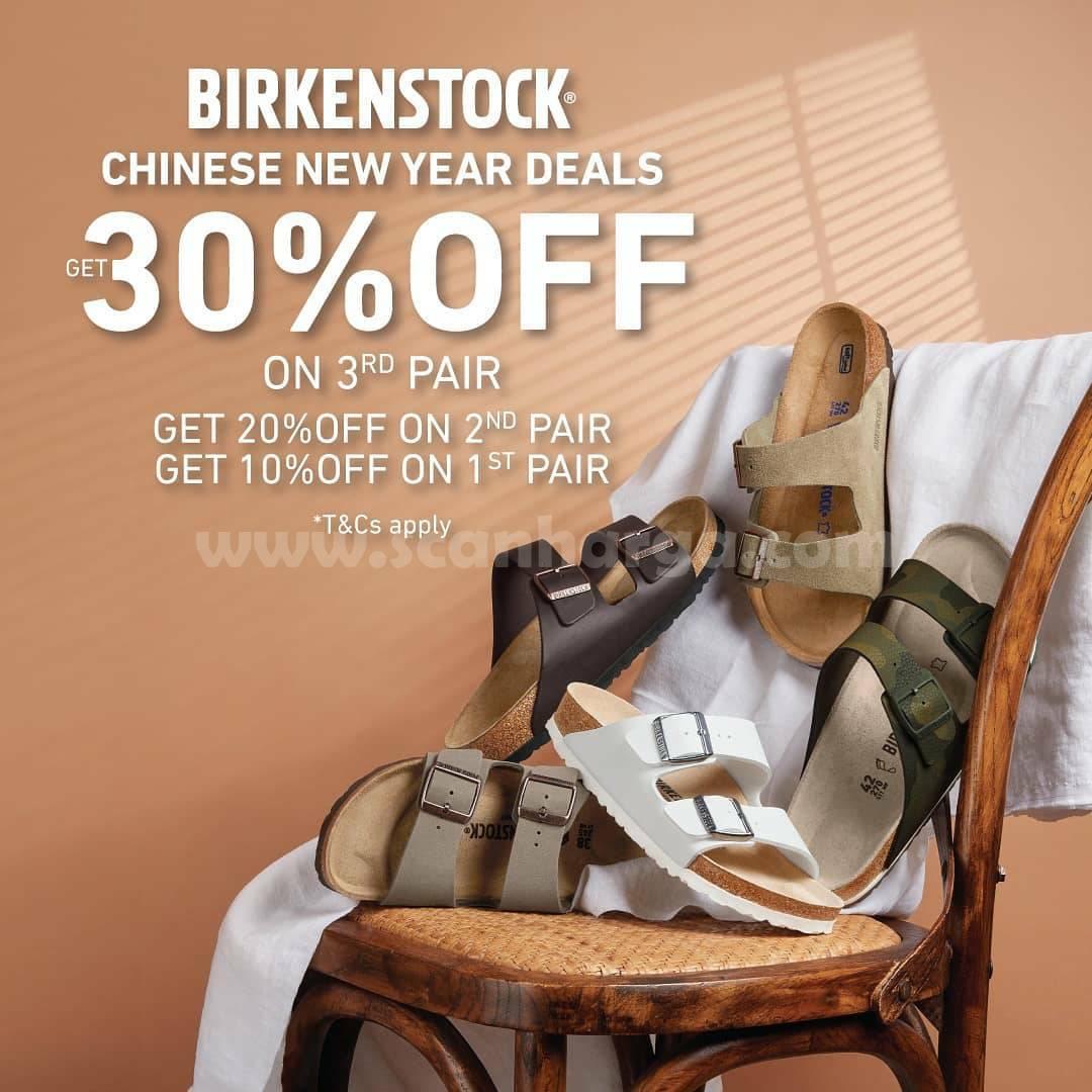 Birkenstock Lunar New Year Deals!