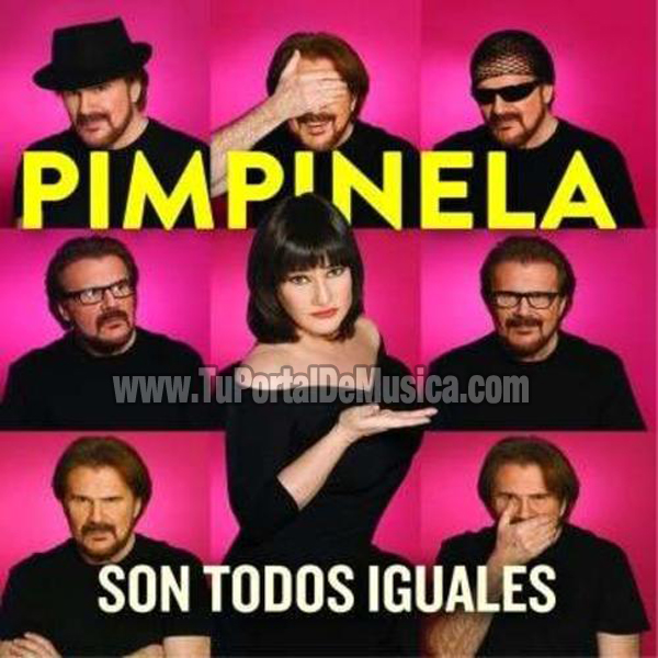 Pimpinela - Son Todos Iguales (2016)