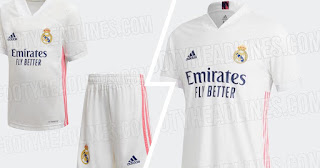 leaked images show much better design for Real Madrid's 2020/21 home kit