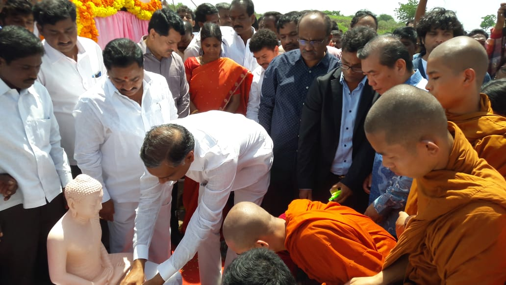 Dalit Axiology: Ground Breaking Ceremony of DXN Company