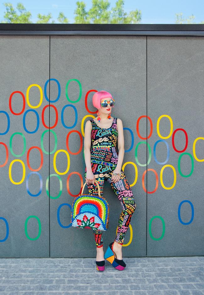 Dazzle&Jolt, tracksuit, festival fashion