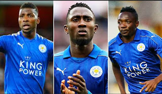 Musa & Iheancho left out as ex-Super Eagles star names in Leicester City's worst eleven in the EPL era