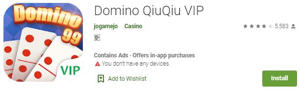Cara Bermain Game Domino QiuQiu VIP Terbaru