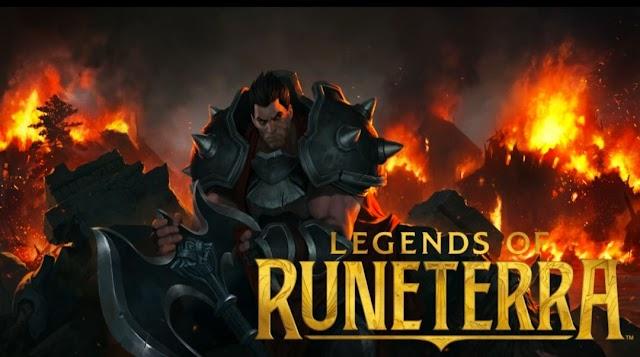 Legends of Runeterra Open Beta