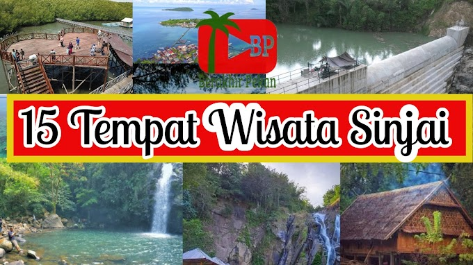 15 Tempat Wisata Yang Lagi Hits di Kabupaten Sinjai