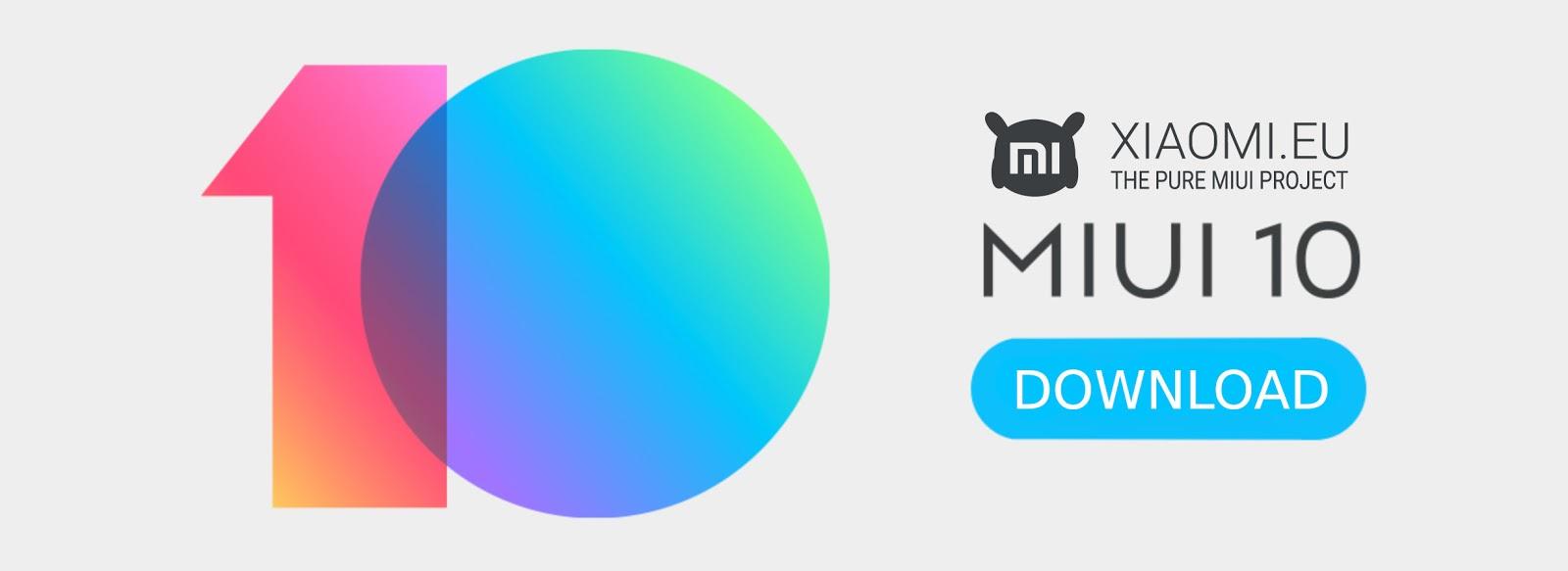 MIUI 10 EU 9 5 30 weekly ROM for Xiaomi Redmi Note 7 Pro