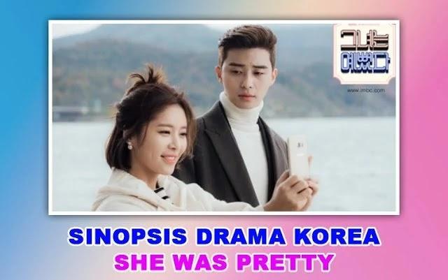 Sinopsis Drama Korea She Was Pretty