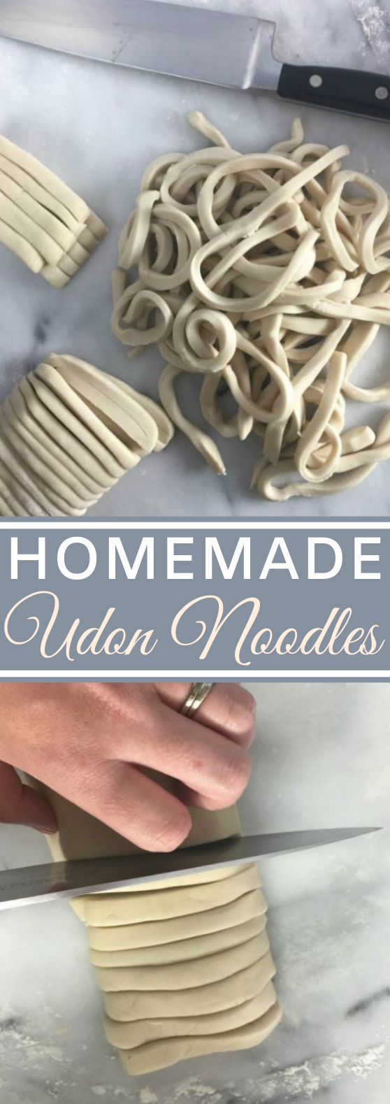 Homemade Udon #noodles #dinner #recipes #japanese #food