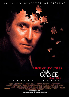 Póster Película The Game