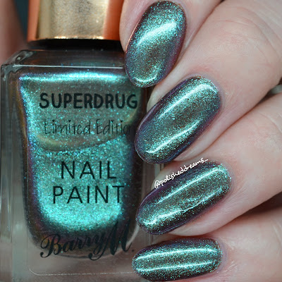 Barry M Superdrug Limited Edition Milky Way