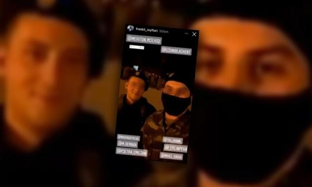 Χαμός στο διαδίκτυο: «Περίεργο» βίντεο δείχνει Αλβανούς να δίνουν στρατιωτικά παραγγέλματα-Έρευνα από ΓΕΣ