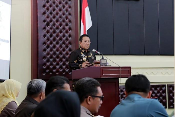 Buka Forum Konsultasi Publik, Gubernur Arinal Ungkap Sejumlah Program Pro Rakyat yang Responsif dan Realistis