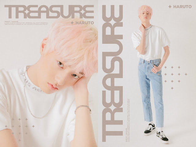 "TREASURE Rilis Foto ""Editorial Vol.7"" Jelang Debut"