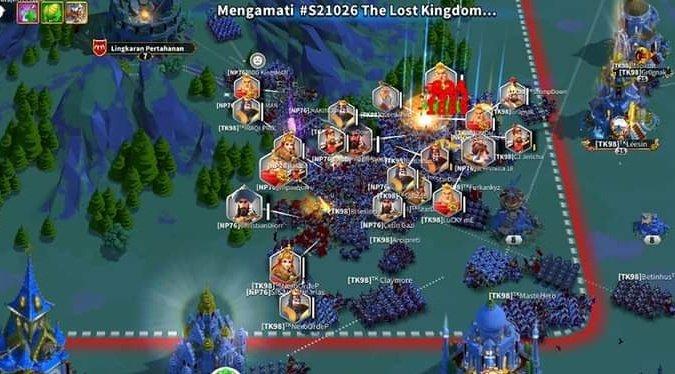 kerajaan 2176 2198 rise of kingdoms