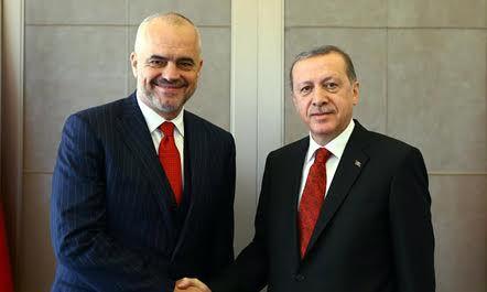 Η Αλβανία στο πλευρό του Ερντογάν εναντίον της Ελλάδας