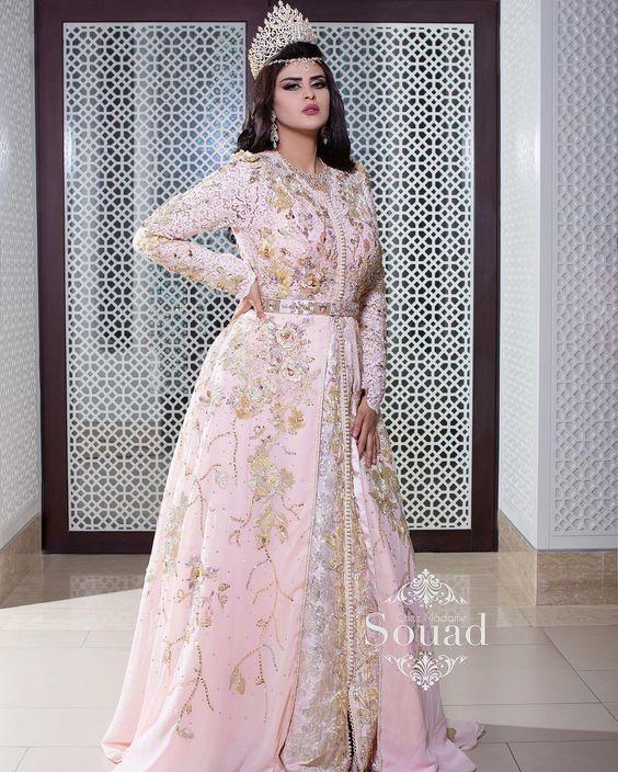 nouveau modèle caftan mariage selma rachid