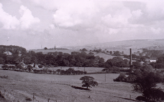 Horrobin Mill 1960