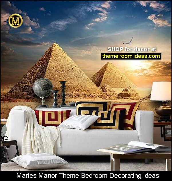 Egyptian bedroom decorating ideas - Egyptian decor Egyptian furniture Egyptian bedroom furniture