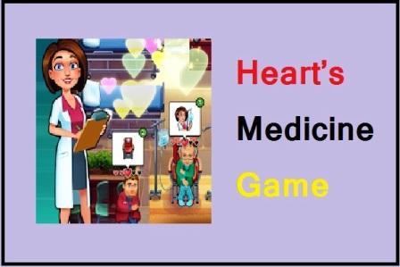 doctor wala game heart medicine