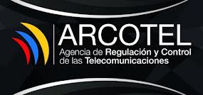 WEB AGENCIA DE REGULACIÓN CONTROL DE LAS TELECOMUNICACIONES