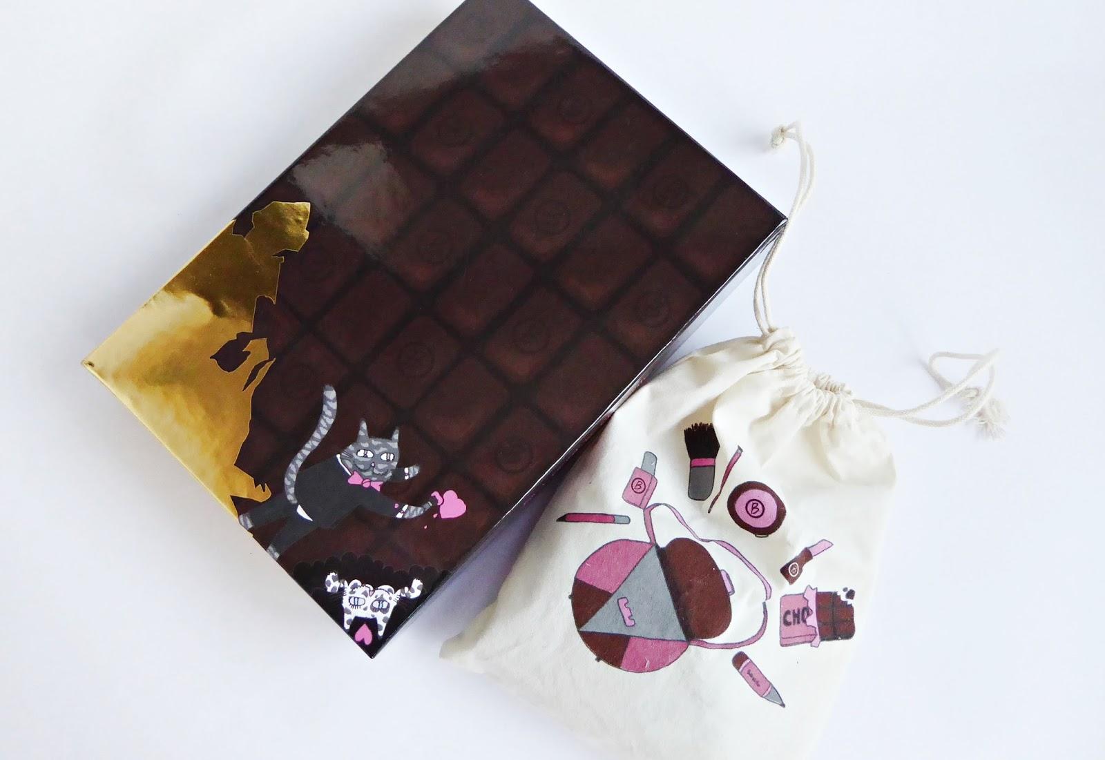 My chocolate crush, la beautiful box de noviembre