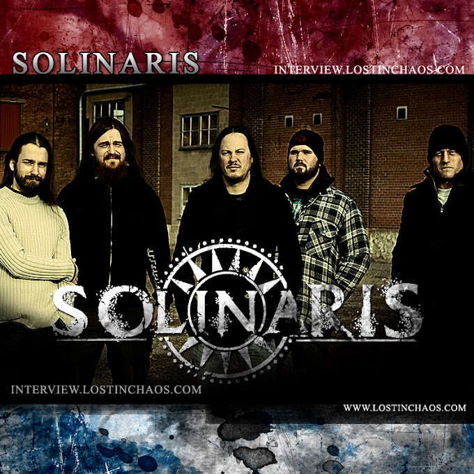 SOLINARIS Interview (Richmond, Quebec, Canada)