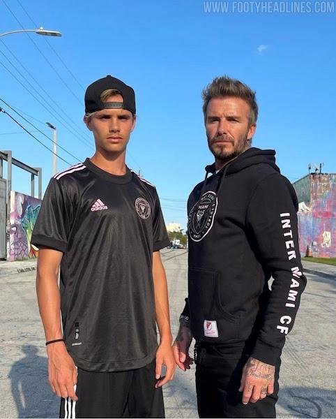 Inter Miami 2021 Away Kit Released - Footy Headlines