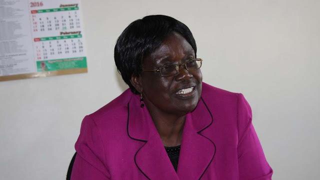 Egerton Vice-chancellor Prof Rose Mwoya
