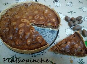 pecan cake, pecan pie, nueces, mantequilla, huevos, melaza