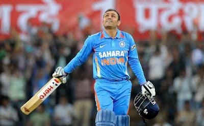 Virender Sehwag माजी क्रिकेट पटू यांचा आज वाढदिवस