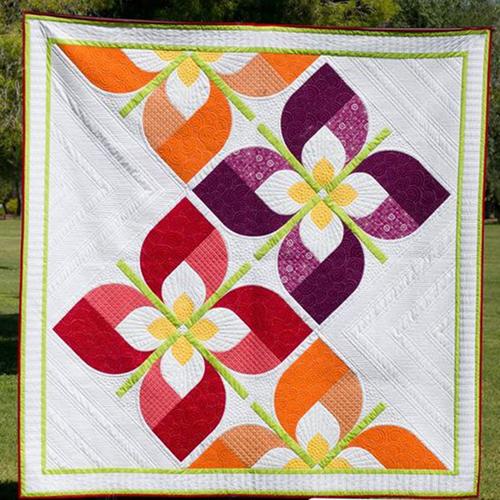 Windswept Quilt Pattern