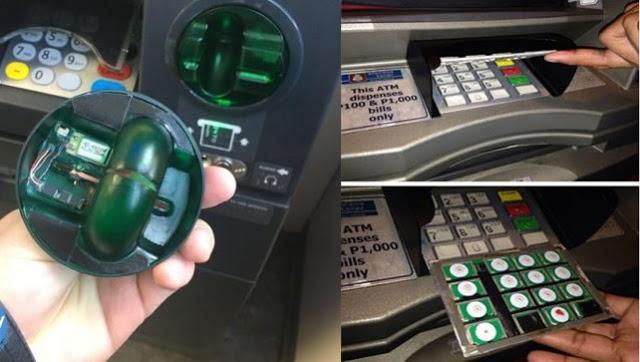 تعرف على كيف يتم سرقت أموال الناس عن طريق الصراف الآلي ؟