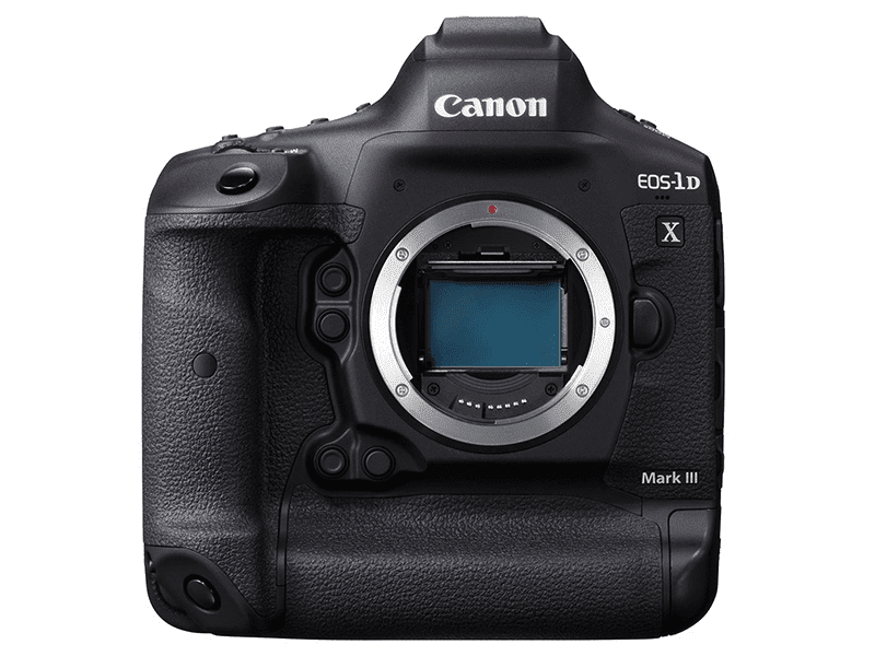 Canon Philippines released its premium camera EOS-1DX Mark III