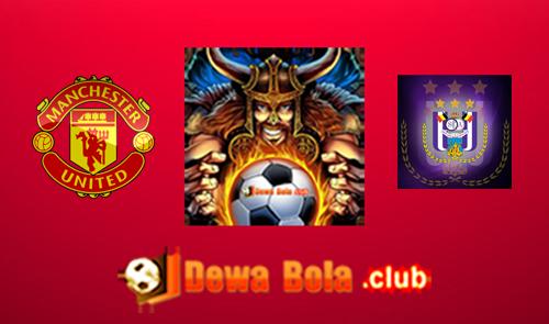 Prediksi Manchester United VS Anderlecht 21 April 2017