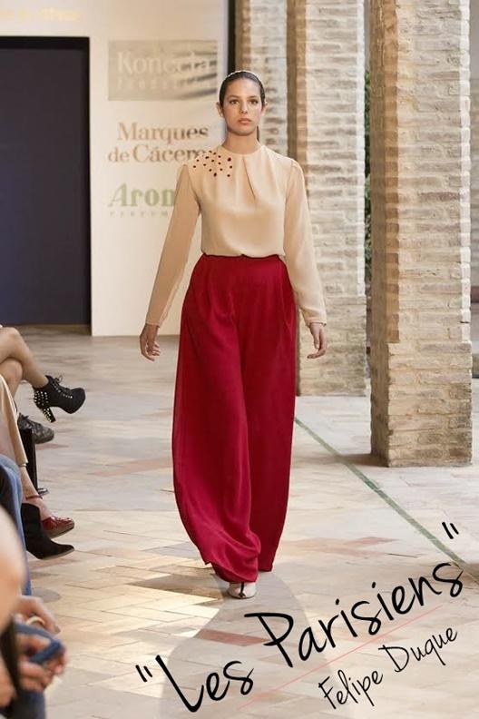 Les parisiens, felipe duque, Andalucía de moda
