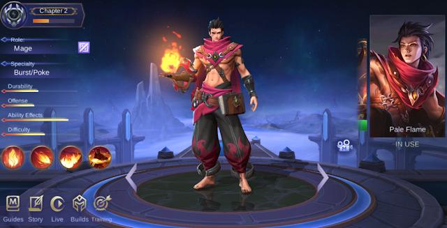 Revamped Hero Valir