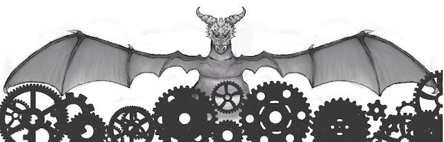 Dragon Mecanico - Fantasia oscura - novelas de terror