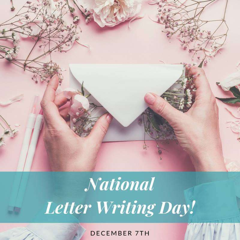 National Letter Writing Day Wishes Images download