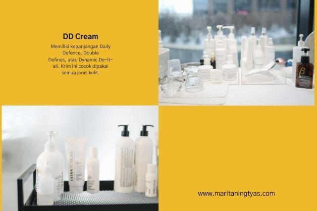 pengertian dan fungsi DD Cream