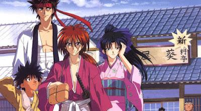anime rurouni kenshin