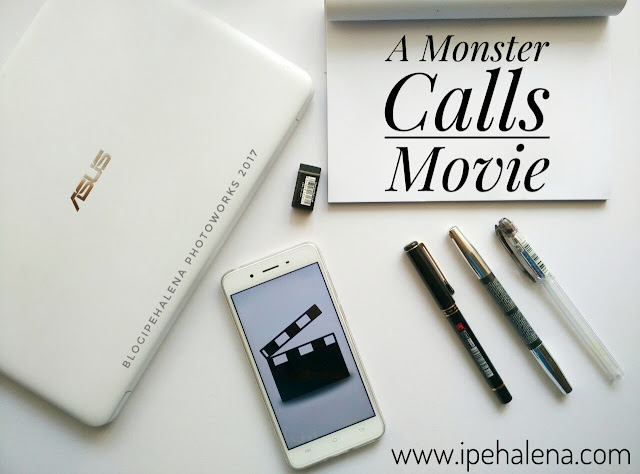 A Monster Calls Movie - Sebatang Pohon Yang Mendongeng