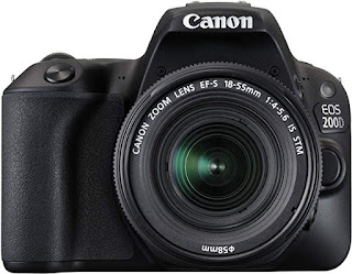 Canon EOS 200D 24.2MP Digital SLR Camera, Best DSLR Camera online at best prices in India | Best DSLR Camera seller | my support