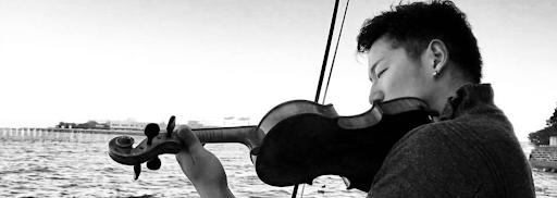 Violinist Kohei