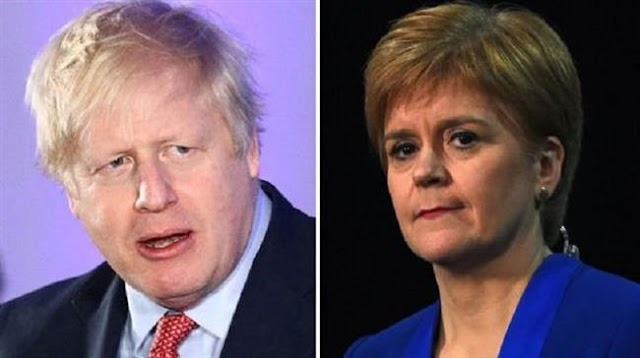British Prime Minister Boris Johnson Refuses To Issue Fresh Scottish Independence Referendum