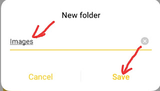 Mobile Me Folder Kaise Banaye