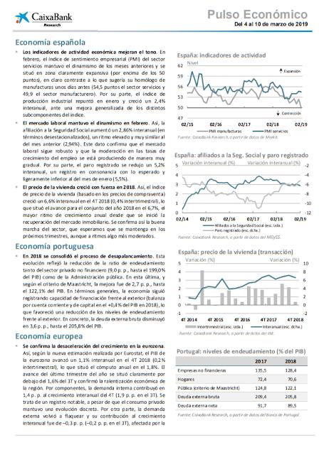 PULSO ECONOMICO CAIXABAK RESEARCH 11/03/2019